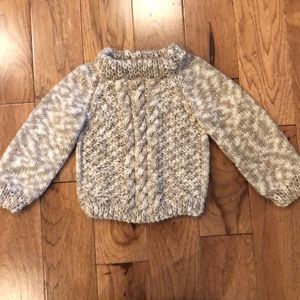 Other - Hand Knit Sweater